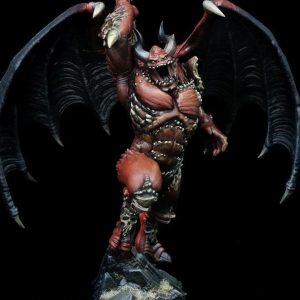 Warrior Demon